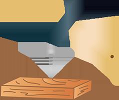 家具の修理のバナー