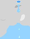 水漏れのバナー