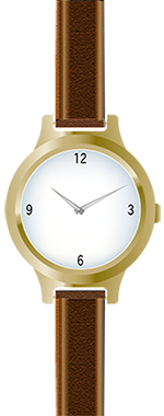 腕時計のバナー